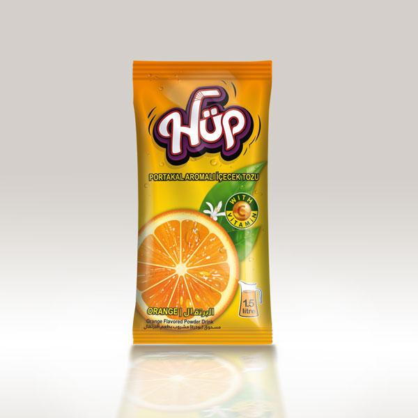Hup-Portakal-Tekli