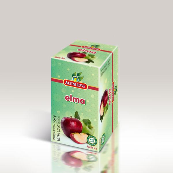 Sallama Elma Çayı   Elma Poşet Çay