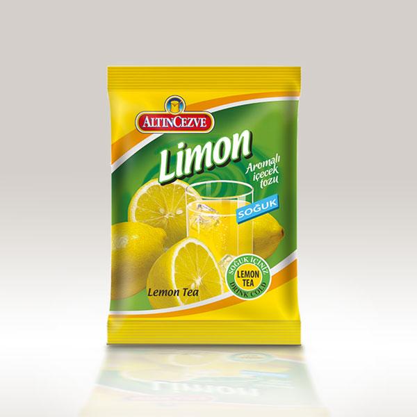 Limon 450 Gr | Soğuk Limonata | Eko Limon | Soğuk Limon | Limon Aromalı İçecek Tozu
