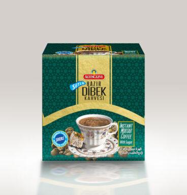 Altıncezve Hazır Dibek Kahvesi - Tek İçim - Tek Kullanımlık